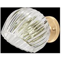Fine Art Lamps 899650-2FG Nest 1 Light 8 inch Gold Wall Sconce Wall Light