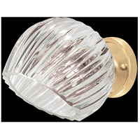 Nest 1 Light 8 inch Gold Wall Sconce Wall Light