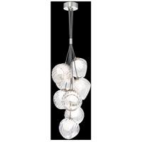 Fine Art Lamps 899740-110WH Nest 1 Light 16 inch Silver Pendant Ceiling Light