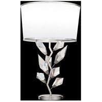Fine Art Lamps 908010-1ST Foret 30 inch 100 watt Silver Table Lamp Portable Light