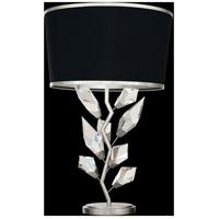Fine Art Lamps 908010-11ST Foret 30 inch 100 watt Silver Table Lamp Portable Light