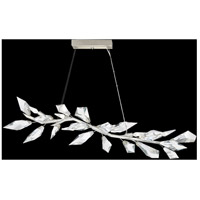 Fine Art Lamps 908340-1ST Foret 6 Light 11 inch Silver Pendant Ceiling Light