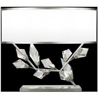 Fine Art Lamps 908610-1ST Foret 22 inch 100.00 watt Silver Table Lamp Portable Light