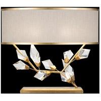 Fine Art Lamps 908610-2ST Foret 22 inch 100.00 watt Gold Table Lamp Portable Light