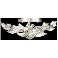 Fine Art Lamps 908740-1ST Foret 4 Light 31 inch Silver Semi-Flush Mount Ceiling Light