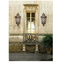Fine Art Lamps 403681ST Chateau Outdoor 4 Light 37 inch Rich Umber Patina With Gold Accents Outdoor Wall Sconce alternative photo thumbnail