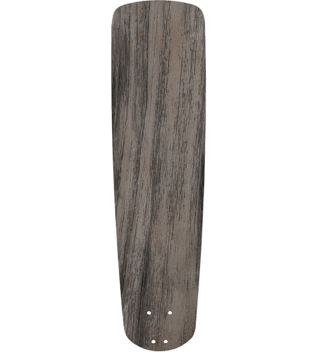Weathered Wood Buttonwood Fan Blades