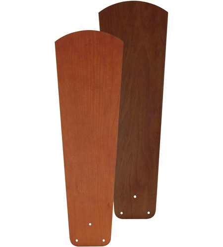 Fanimation Involution 20in Blade Set in Cherry/Walnut Reversible B4542CWR photo