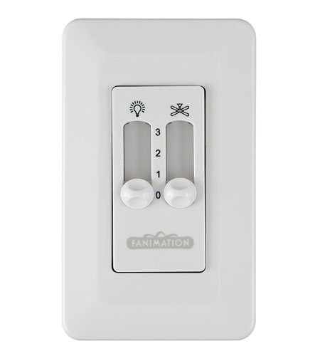 Fanimation Control Fan Accessory in White CW2WH photo