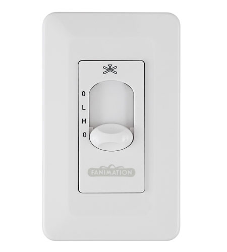 Fanimation Control Fan Accessory in White CW3WH photo