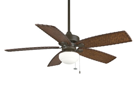 Fanimation Low Profile Fan Light Kit in Oil-Rubbed Bronze LKLP101OB photo