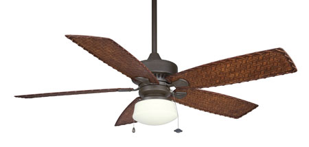 Fanimation Low Profile Fan Light Kit in Oil-Rubbed Bronze LKLP102OB photo