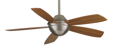 Fanimation Celano Indoor Ceiling Fan in Pewter with Walnut Blades FP5420PW photo