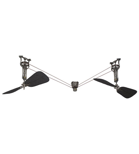 fanimation fp20pw brewmaster 56 inch pewter ceiling fan, motor only Brewmaster Ceiling Fans