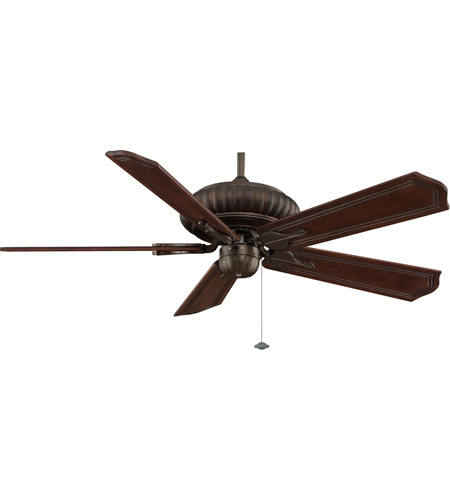 Fanimation FP4320AZ1 Belleria 15 inch Aged Bronze Ceiling Fan in 110 Volts, Motor Only photo