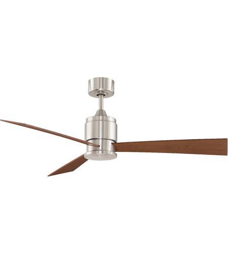 Fanimation Zonix 54in 3-Blade Indoor Ceiling Fan in Brushed Nickel FP4620BN photo