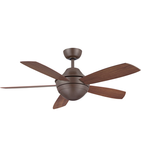 Fanimation Celano Indoor Ceiling Fan in Oil-Rubbed Bronze with Wanut Blades FP5420OB photo