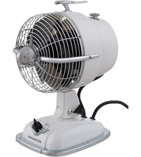 Fanimation Urbanjet Portable Fan in Milky Ivory FP7958MI photo