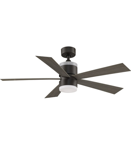 weathered wood ceiling fan farmhouse style fanimation fp8458gr torch 52 inch matte greige with weathered wood blades ceiling fan photo