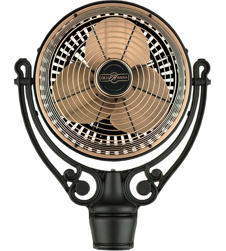 Fanimation Fph210ac Old Havana Antique Copper Fan Motor Base And Wall Mount Sold Separately Photo