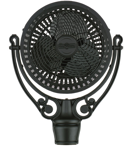 Fanimation Old Havana Fan Motor Only in Black 220v FPH210BL-220 photo