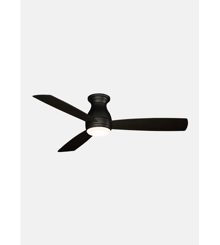 Fanimation FPS8355DZW-220 Hugh 52 inch Dark Bronze Ceiling Fan photo