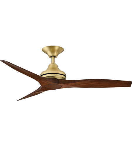 Fanimation Ma6721bbs Spitfire Brushed Satin Brass Ceiling