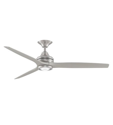 Awesome Fanimation MA6721BN Spitfire 60 Inch Brushed Nickel Ceiling Fan, Motor Only  Photo