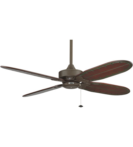 Fanimation Windpointe Fan Motor Only in Oil-Rubbed Bronze MA7400OB photo