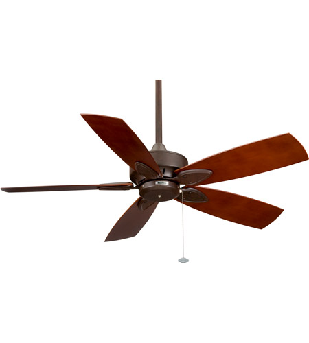 Fanimation MA7500RS-220 Windpointe 10 inch Rust Ceiling Fan in 220 Volts photo