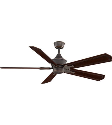 Fanimation MAD3250BA Islander 18 inch Bronze Accent Ceiling Fan, Motor Only photo