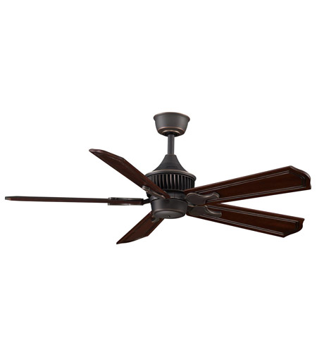 Fanimation MAD3255BA Louvre 18 inch Bronze Accent Ceiling Fan, Motor Only photo