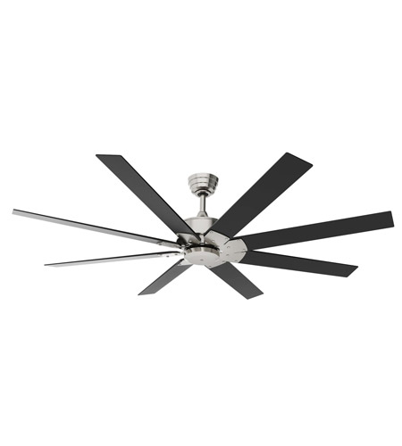 Fanimation MAD7912BN Levon DC 72 Inch Brushed Nickel Ceiling Fan, Motor  Only Photo