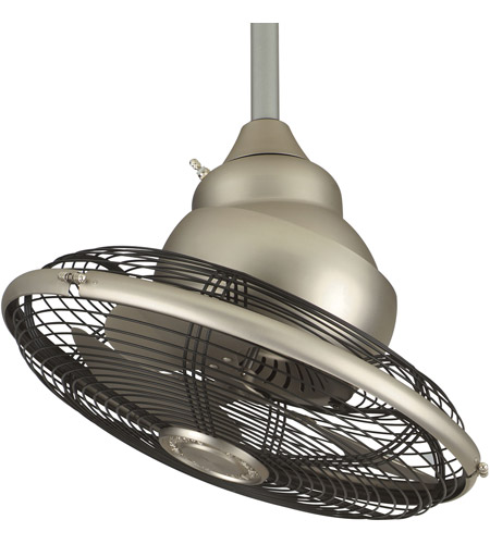 Fanimation OF110SN Extraordinaire 18 inch Satin Nickel Ceiling Fan in 110 Volts photo