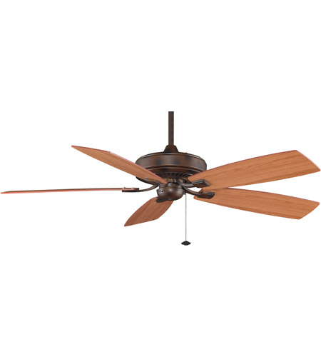 Fanimation Edgewood Indoor Ceiling Fan in Tortoise Shell with Walnut/Light Walnut Blades TF710TS photo