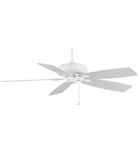 Fanimation TF710WH Edgewood 12 inch White with White/White Oak Blades Ceiling Fan photo