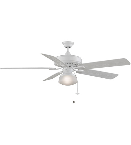 Fanimation TF971WH Edgewood 60 inch White Ceiling Fan in 110 Volts alternative photo thumbnail