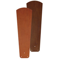 Wood Cherry/Walnut Reversible 20 inch Set of 2 Fan Blades