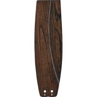 Fanimation B5330WA Samuel Walnut 22 inch each Fan Blade