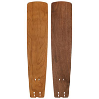 Signature Cherry and Walnut 26 inch Set of 5 Fan Blade