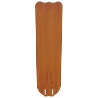 Fanimation Isle Plastic Narrow Composite Traditional 18in Blade Set in Composite Wood Cherry BPW10CY