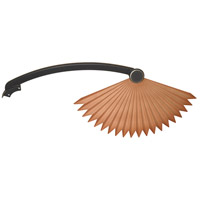 Plastic Bronze Accent 29 inch Set of 5 Fan Blades