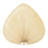 Caruso Natural 18 inch each Fan Blade