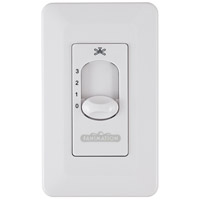 Fanimation Control Extraordinaire (3-Spd/Non-Rev.) Fan Accessory in White CW110WH