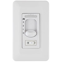 Fanimation Control Fan & Toggle On Off Light (3-Spd/Non-Rev) Fan Accessory in White CW1SWWH