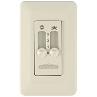 Fanimation CW2LA Samuel Light Almond Wall Control Non-Reversing