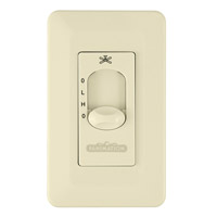 Fanimation CW3LA-CA Signature Light Almond Wall Control Wall Control Fan Only