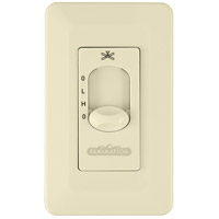 Signature Light Almond Wall Control, Wall Control Fan Only