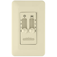Fanimation CW6LA Signature Light Almond Wall Control, Non-Reversing photo thumbnail