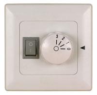 Fanimation Control Fan & Light (3-Speed/Non-Rev) Fan Accessory in White 220v C6-220 alternative photo thumbnail